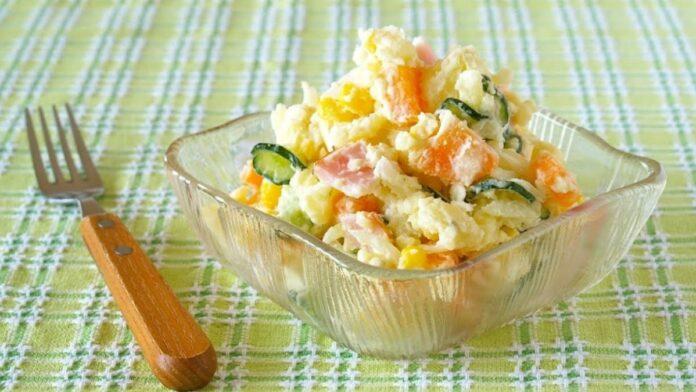 Artichoke-Potato-Salad