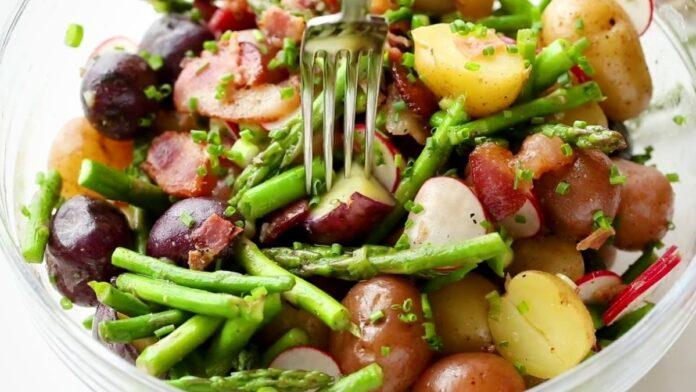 Asparagus-Potato-Salad