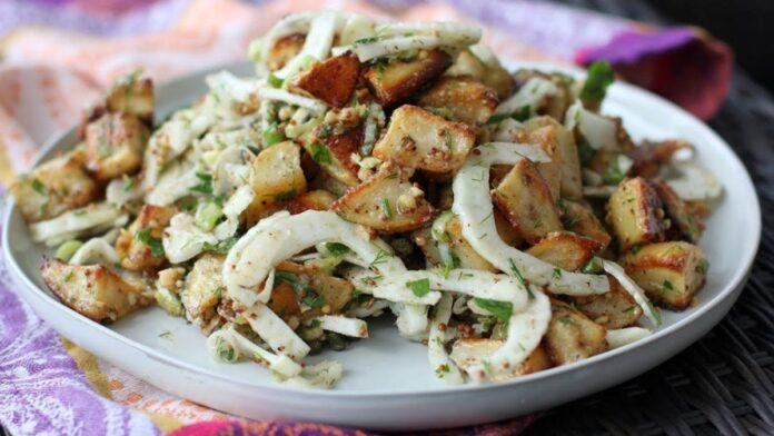 Fennel-Potato-Salad