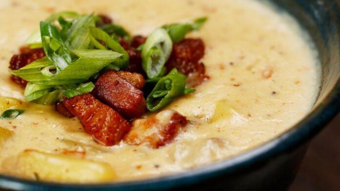Parmesan-Potato-Soup