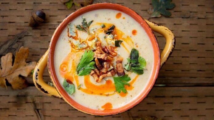 Parsnip-Potato-Soup