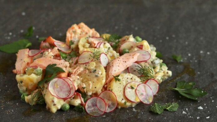 Salmon-Potato-Salad