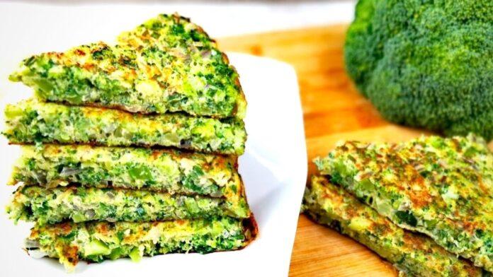 Broccoli Potato Pancakes