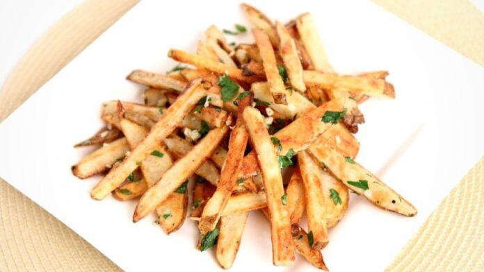 Homemade Oven Fries